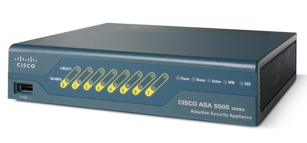 CISCO-ASA-5505-Series-Firewall