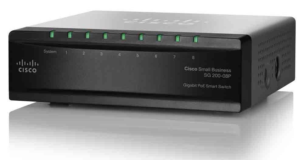 Switches-SG200-08p-8-Port-Gigabit-POE_frnt_rt-1000